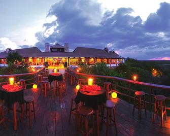 Etosha Safari Lodge - Okaukuejo