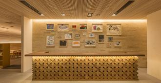 Hotel Wbf Art Stay Naha Kokusai-Dori - Naha - Ρεσεψιόν