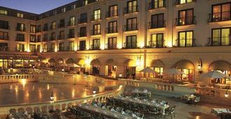Concorde El Salam Hotel - El Cairo - Edificio