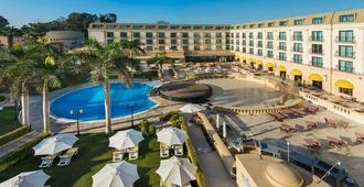 Concorde El Salam Hotel - El Cairo - Piscina