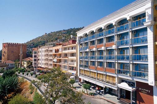 Seaport Hotel - Alanya - Toà nhà