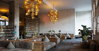 Michelberger Hotel - Berlin - Lounge