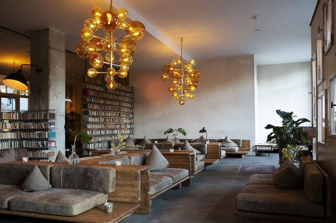 米歇爾貝格爾酒店 - 柏林 - 柏林 - 休閒室