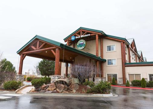 Best Western Northwest Lodge - Boise - Toà nhà