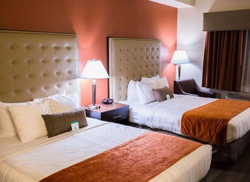 貝斯特韋斯特西北旅館 - 波伊西 - 博伊西 - 臥室