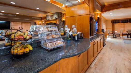 貝斯特韋斯特西北旅館 - 波伊西 - 博伊西 - 自助餐