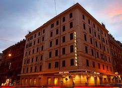 Hotel Genova - Rom - Byggnad