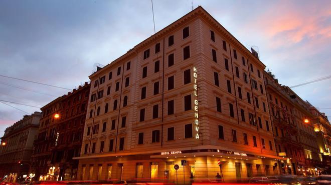 Hotel Genova - Rooma - Rakennus
