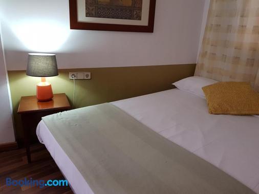 Hostal Lk - Barcelona - Bedroom