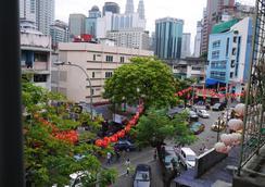 OYO 89688 Alor Street Hotel - Kuala Lumpur - Outdoor view