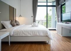 Monte Vista Chalet - Ban Mo Takhian - Schlafzimmer