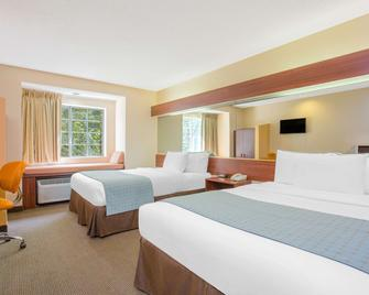 Microtel Inn & Suites by Wyndham Kannapolis/Concord - Kannapolis - Schlafzimmer