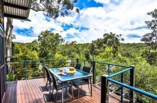 Kingfisher Bay Resort - Hervey Bay - Balcony