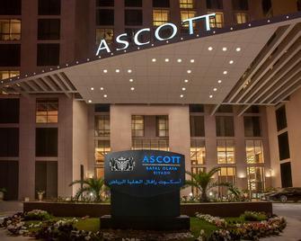 Ascott Rafal Olaya Riyadh - Riyadh - Building