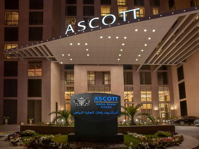Ascott Rafal Olaya Riyadh - Riad - Edificio