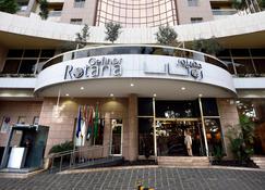 فندق جيفينور روتانا - بيروت - شرفة