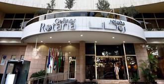 Gefinor Rotana - ביירות - מרפסת