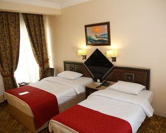 My House Hotel - Samsun - Bedroom