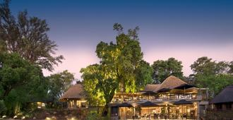 The Stanley And Livingstone Boutique Hotel - Victoria Falls