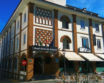 Hotel Sierra de Aracena - Aracena - Building