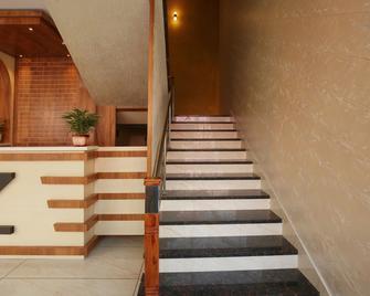 Zion Plaza - Nedumbassery - Stairs
