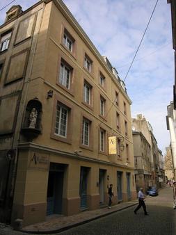 Anne de Bretagne - Saint-Malo - Building