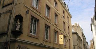 Anne de Bretagne - Σαιν-Μαλό - Κτίριο