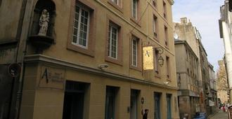 Anne de Bretagne - Saint-Malo - Edifício