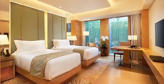 Pan Pacific Beijing - בייג'ין - חדר שינה