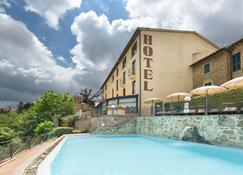 Hotel Dei Capitani - Montalcino - Edifício