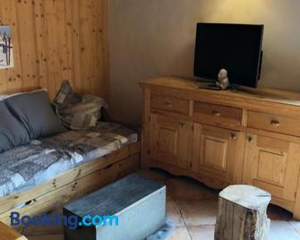 Appartement Du Dou Des Ponts - Pralognan-la-Vanoise - Wohnzimmer