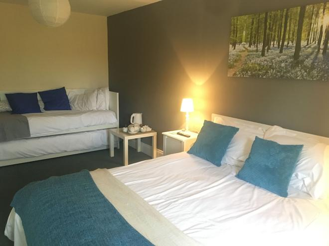 The Boe Rigg - Hexham - Bedroom