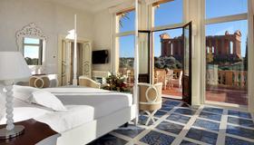 Hotel Villa Athena - Agrigento - Bedroom