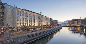 Mandarin Oriental, Geneva - Geneva - Outdoor view