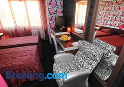 Leipzig Hotel - Plovdiv - Phòng ngủ