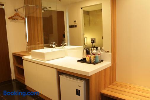 新山阿梅瑞精品酒店 - 柔佛巴魯 - 浴室