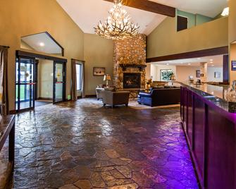 Best Western Plus Eagle Lodge & Suites - Eagle - Salónek