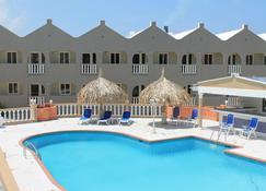 Piscadera Seaview Apartments - Willemstad - Bazén