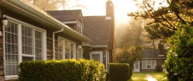 Ecola Creek Lodge - Cannon Beach - Rakennus