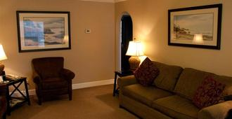 Ecola Creek Lodge - Cannon Beach - Sala de estar