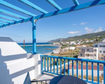 Romantica Hotel - Agia Pelagia - Balkon