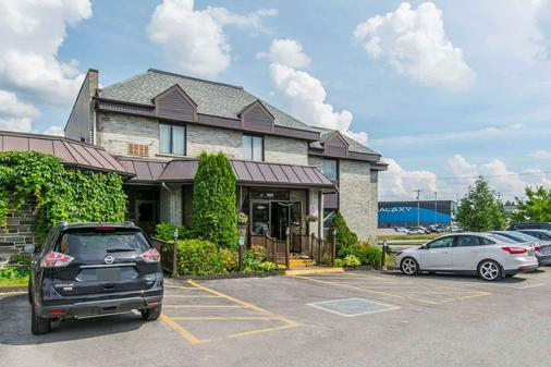 Quality Hotel & Suites - Sherbrooke - Rakennus