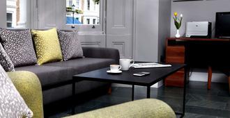 Best Western Boltons Hotel London Kensington - Londres - Sala de estar