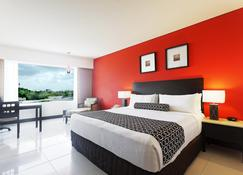 Crowne Plaza Villahermosa - Villahermosa - Schlafzimmer
