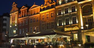 Brovaria - Posnania - Edificio