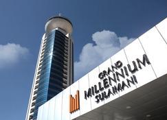 Grand Millennium Sulaimani - Сулеймания - Здание