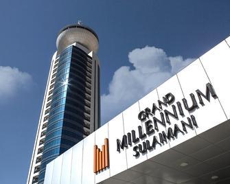 Grand Millennium Sulaimani - Sulaimaniya - Gebouw
