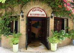 Pousada Alternativa - Canoa Quebrada - Dış görünüm
