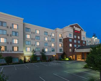 Fairfield Inn & Suites by Marriott Buffalo Airport - Cheektowaga - Gebäude