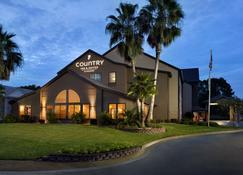 Country Inn & Suites by Radisson, Kingsland, GA - Kingsland - Building